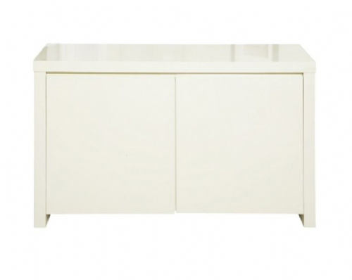 Cosmos Cream Gloss Sideboard